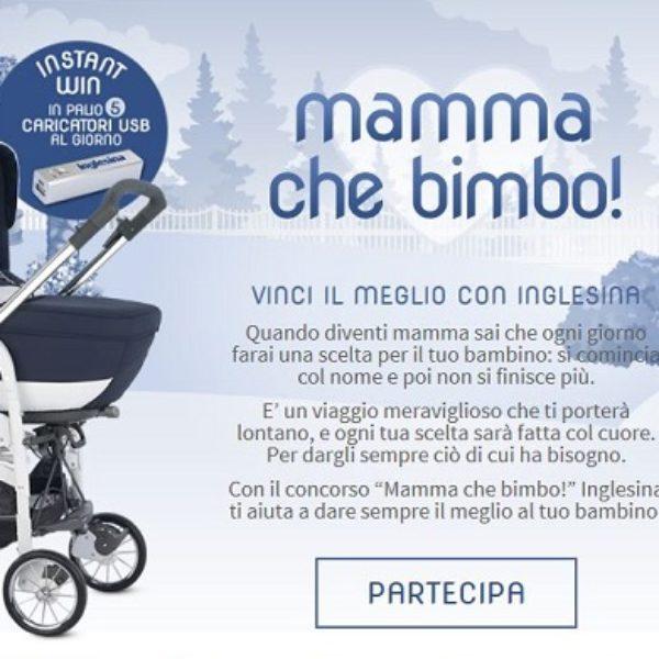 Inglesina - Mamma che bimbo